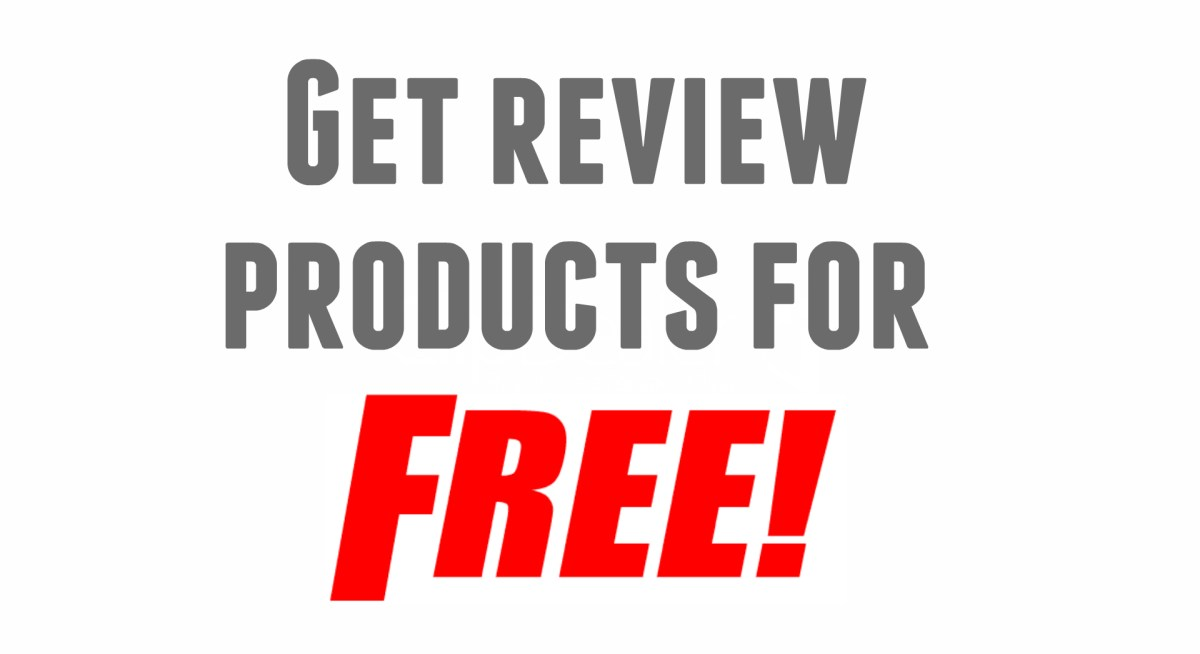 How to begin reviewing products for free